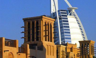 Staycation a Dubai