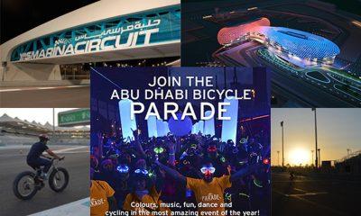 Ciclismo: tutto pronto per l'Abu Dhabi Tour 2015
