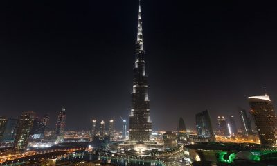 Buon compleanno Burj Khalifa