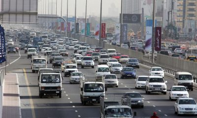 Dubai Car Free Day