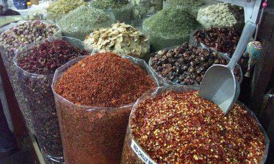Una mattina al souk delle spezie