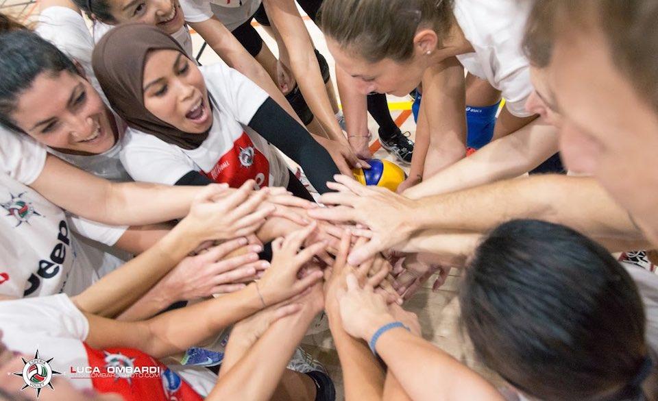 Esperia Volley: sport, passione e amicizia