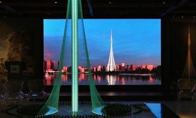 The Tower: nella città vecchia la nuova torre di Calatrava