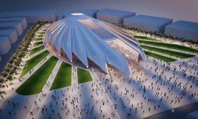 Expo 2020: un falco in volo per rappresentare gli Uae