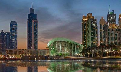 Dubai Opera: conto alla rovescia per la prima