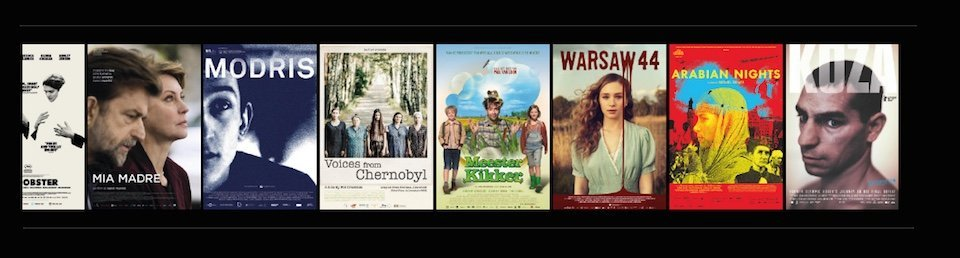 European Film Screenings: una settimana di cinema europeo