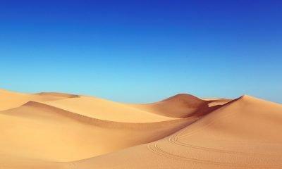 Essere nomadi: l'insegnamento di un beduino del deserto