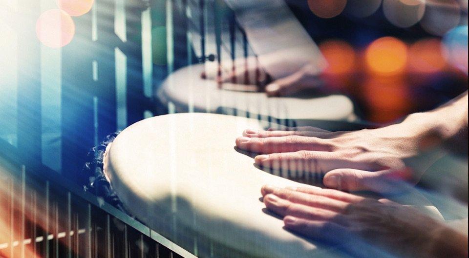 Il suono antico dei tamburi