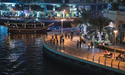 Dubai a piedi