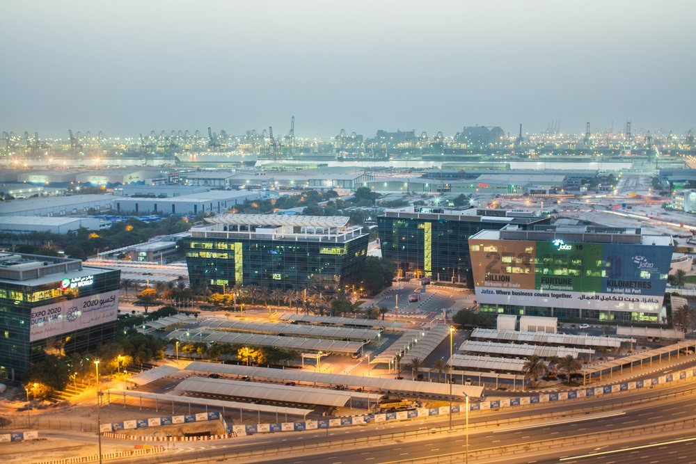 Business a Dubai: la Jebel Ali Free Zone
