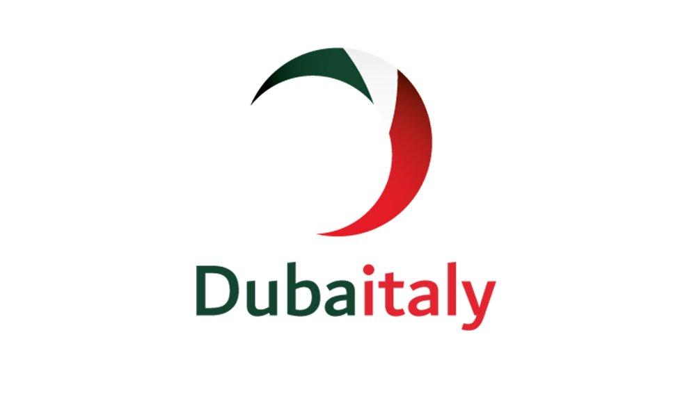 Il nuovo logo di Dubaitaly