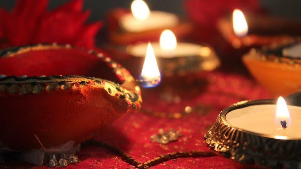 Diwali la festa delle luci