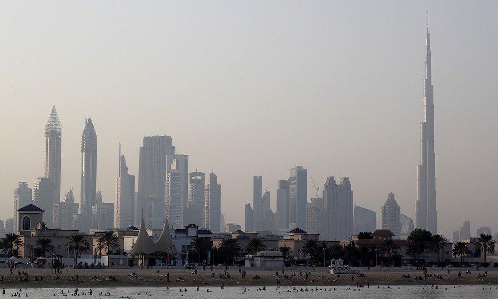 Dubai ti odio Dubai ti amo