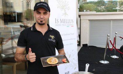 Is Mellus un pezzo di Sardegna a Dubai