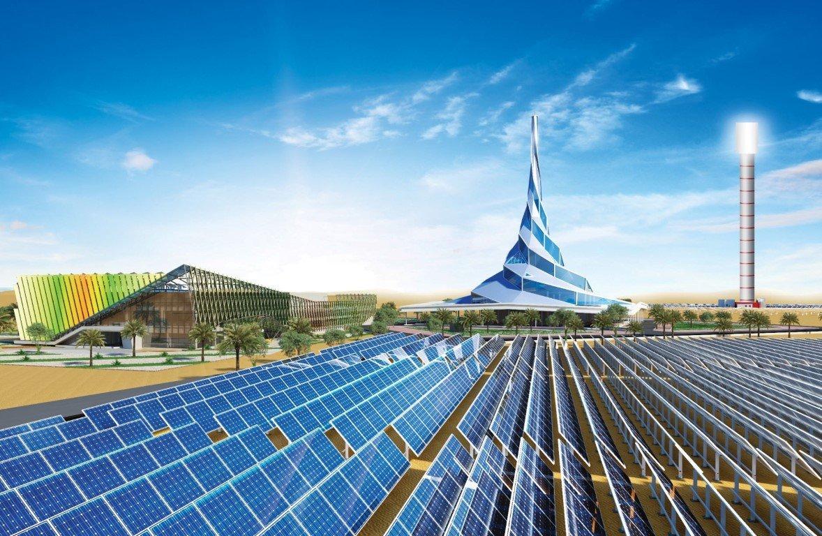 Dubai: mega progetto eco-friendly per vivere il deserto