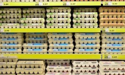 Supermercati e dintorni: come si conservano le uova?