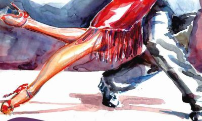 Il tango argentino e l'Italia s'incontrano da Ravioli & co