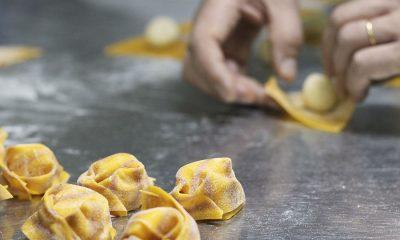 Lounge Café Italiano: pasta colorata per l'estate