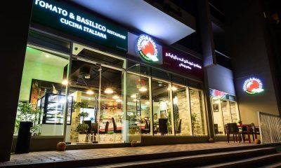 """Alessio Daswani: """"Tomato&Basilico, la vera trattoria italiana"""""""