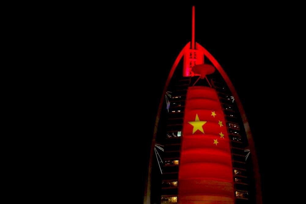 Emirati e Cina, sempre più vicini
