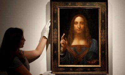 Il Salvator Mundi arriva al Louvre