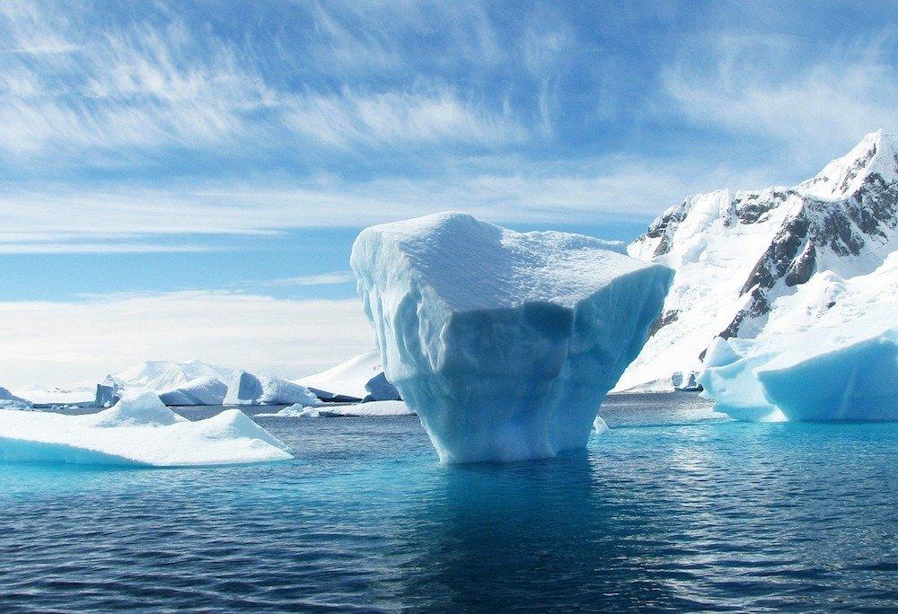 Iceberg dal Polo Sud contro la siccità