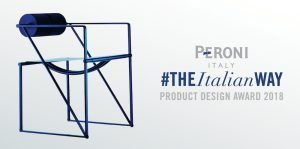 The Italian Way Product Design Award: i 5 finalisti