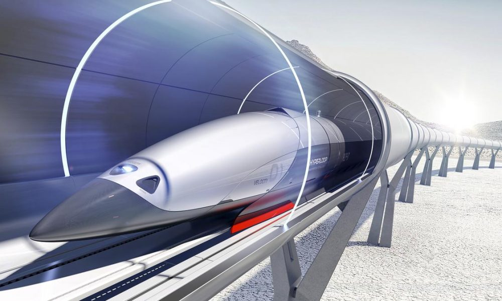 Hyperloop: al via lo studio di fattibilità