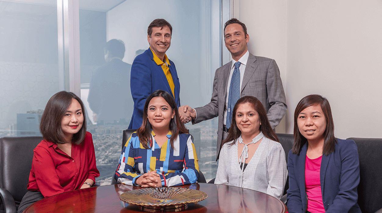 Dubai Start Team