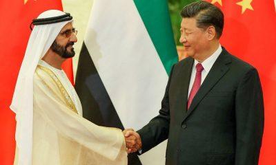 Emirati-Cina: i legami si stringono ancora